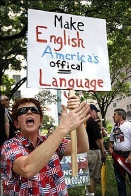 "It's ""offical."" Tea Party members lack 3rd grade spelling skills."