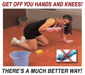 woman-cleaning-grout