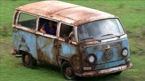 Jump in my van and I'll show you the town!