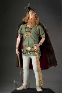 Gingers rock: Erik the Red founded the 1st Norse settlement in Greenland in 982. Image Source: http://www.galleryhistoricalfigures.com