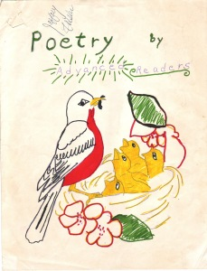JF 5th grade poetry bk - 1