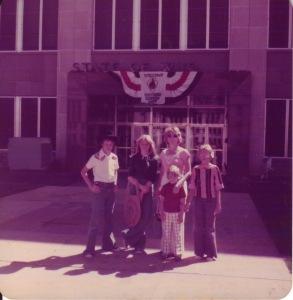 Fessler trip west jul 1975